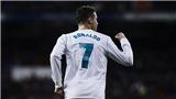 Cristiano Ronaldo chạy đua với thời gian để trở thành cầu thủ vĩ đại nhất lịch sử