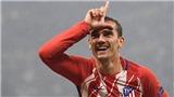 Fan M.U khẩu chiến với fan Barca vì muốn mua Griezmann