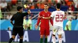 Fan chỉ trích công nghệ VAR kịch liệt sau 'mớ hổ lốn' ở trận Iran - Bồ Đào Nha
