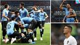 Uruguay 2-1 Bồ Đào Nha: Cavani lập cú đúp, tiễn Ronaldo về nước cùng Messi