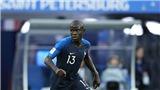 N'golo Kante: Người bảo vệ giấc mơ vô địch World Cup 2018 của ĐT Pháp