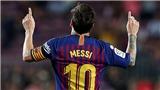 Ý nghĩa màn ăn mừng quen thuộc nhất của Leo Messi