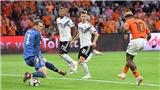 Video Hà Lan 3-0 Đức: Cơn lốc màu da cam huỷ diệt Cỗ xe tăng Đức