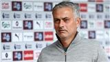 CẬP NHẬT sáng 4/11: Mourinho thừa nhận 'may mà không thua 2-6'. Klopp chỉ trích trọng tài