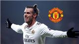 MU mua Gareth Bale ở kỳ chuyển nhượng Hè 2019 sau khi Real Madrid đồng ý bán