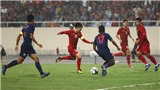 U23 Việt Namđá tiki-taka trước U23 Thái Lan, gần một phút đối thủ không được chạm bóng