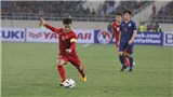 Mê mẩn với những pha xử lý đỉnh cao của Quang Hải trước U23 Thái Lan
