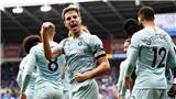 VIDEO Cardiff 1-2 Chelsea: Lội ngược dòng ở phút bù giờ, Chelsea áp sát Top 4