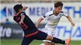 Xem lại 2 pha bỏ lỡ không thể tin trong trận HAGL 1-3 Sài Gòn FC