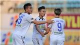 HAGL 1-3 Sài Gòn FC: Văn Toàn ghi bàn, HAGL vẫn thất bại trên sân nhà Pleiku