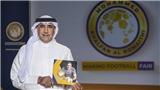 VFF được hứa hẹn nhận gần 50 tỉ/năm nếu Bộ trưởng UAE trúng cử Chủ tịch AFC