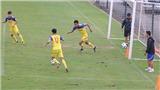 U23 Việt Nam bị phạt nặng nếu không ghi bàn trong buổi tập