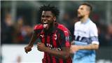 VIDEO AC Milan 1-0 Lazio: Franck Kessie tỏa sáng, AC Milan giữ vững Top 4