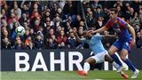 VIDEO Crystal Palace 1-3 Man City: Sterling lập cú đúp, Man City lấy lại ngôi đầu, gây áp lực lên Liverpool