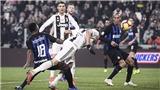 Xem TRỰC TIẾP bóng đá Inter vs Juventus(1h30, 28/4) ở đâu?