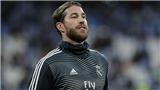 Thực hư chuyện Sergio Ramos muốn rời Real Madrid để gia nhập MU