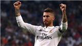 CHUYỂN NHƯỢNG Real 28/5: Sergio Ramos muốn tới Trung Quốc. Có 600 triệu euro để mua sắm