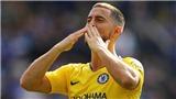 Chelsea đồng ý bán Eden Hazard cho Real Madrid với giá 115 triệu bảng