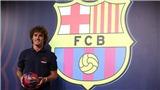 Barca: Antoine Griezmann nói gì trong ngày ra mắt Barcelona?