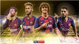 CHUYỂN NHƯỢNG Barca 20/7: Leo Messi muốn tái hợp Neymar. Bị điều tra vụ Griezmann
