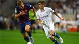 Barca 1-2 Chelsea: Antoine Griezmann mờ nhạt, Barca thua trận đầu tiên trong Hè 2019