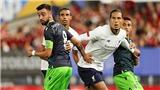 VIDEO Sporting 2-2 Liverpool: Mục tiêu của MU tỏa sáng khiến Liverpool mất chiến thắng