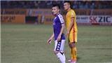Hà Nội 5-0 Thanh Hóa: Quang Hải nén nỗi đau mất mát của gia đình