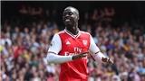 Liverpool vs Arsenal: HLVUnai Emery quyết dùng Nicolas Pepe để hạ Liverpool