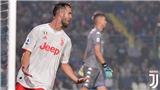 Brescia 1-2 Juventus: Pjanic tỏa sáng trong ngày vắng Ronaldo
