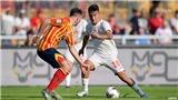 Lecce 1-1 Juventus: Chia điểm trong ngày vắng Cristiano Ronaldo