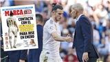 Real Madrid: Gareth Bale muốn đến Trung Quốc ngay trong tháng 1/2020