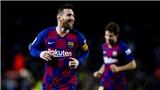 Barcelona 4-1 Celta Vigo: Lập hat-trick bằng sút phạt, Messi khiến tất cả phải ngả mũ bái phục