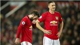 MU 0-2 Burnley: Thua sốc ở Old Trafford, MU lại xa Top 4
