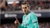 Gareth Bale hết cửa rời Real Madrid để trở lại Tottenham