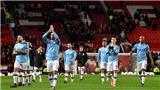 MU 1-3 Man City: Màn báo thù hoàn hảo của Pep Guardiola
