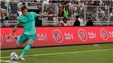 Toni Kroos lập siêu phẩm sút phạt góc, Real Madrid vào chung kết Siêu cúp TBN 2020