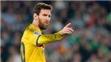 Barca: Những pha kiến tạo cho thấy Messi có con mắt 'ngoài hành tinh'