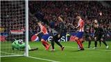 ĐIỂM NHẤN Atletico 1-0 Liverpool: Atletico quá bản lĩnh. Liverpool lại 'cóng' ở Tây Ban Nha