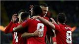 Club Brugge 1-1 MU: Anthony Martial ghi bàn, MU thoát thua trên sân khách