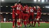 Liverpool cân bằng kỷ lục của MU năm 1999