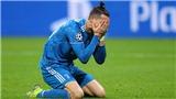 Lyon 1-0 Juventus: Cristiano Ronaldo mờ nhạt, Juventus khóc hận trên đất Pháp