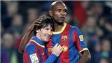 Leo Messi, Eric Abidal và sự hỗn loạn của Barca
