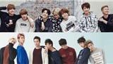 Nhóm nhạc nam GOT7: 'Chúng tôi ghen tị với BTS'