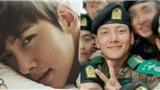 'Nam thần' Ji Chang Wook gây sốt vì quá đẹp trai khi nhận bằng khen trong quân ngũ