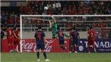 CHIÊM NGƯỠNG: Đặng Văn Lâm và những pha cản phá penalty xuất thần