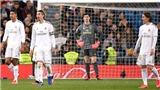 Real Madrid thua 7 bàn sau 3 trận: Những vệ sĩ không mặc áo chống đạn