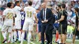 Real Madrid đang là công trường ngổn ngang của Zidane