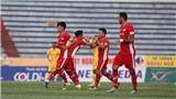 VIDEO: Bàn thắng và highlights Nam Định 1-2 Viettel: Bàn thắng quý giá của Minh Tuấn