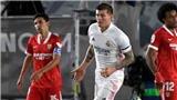 Real Madrid 2-2 Sevilla: Kroos tỏa sáng, Real Madrid vẫn bỏ lỡ cơ hội đoạt ngôi đầu bảng