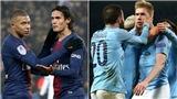 'PSG và Man City phải bị cấm dự Champions League'